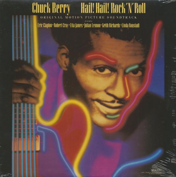 Hail! Hail! Rock 'n' Roll - Soundtrack (LP)