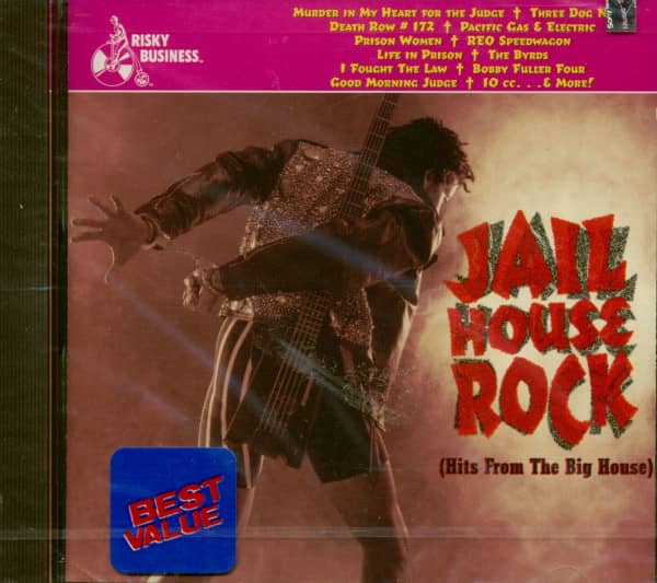 Jailhouse Rock - Hits From The Big House (CD)