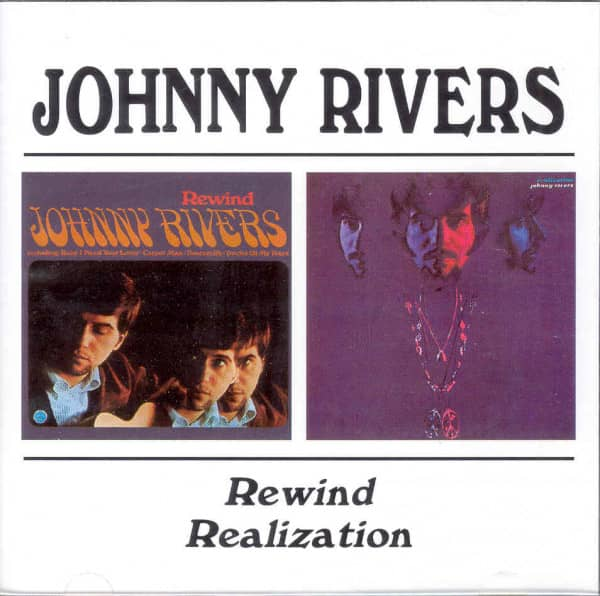 Rewind - Realization (CD)