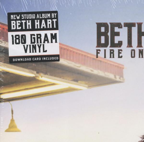 Fire On The Floor (LP, 180g Vinyl)