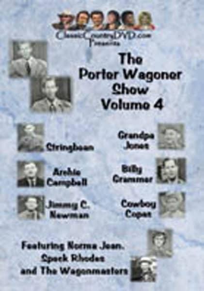 Vol.04, Porter Wagoner Show (1961-62)