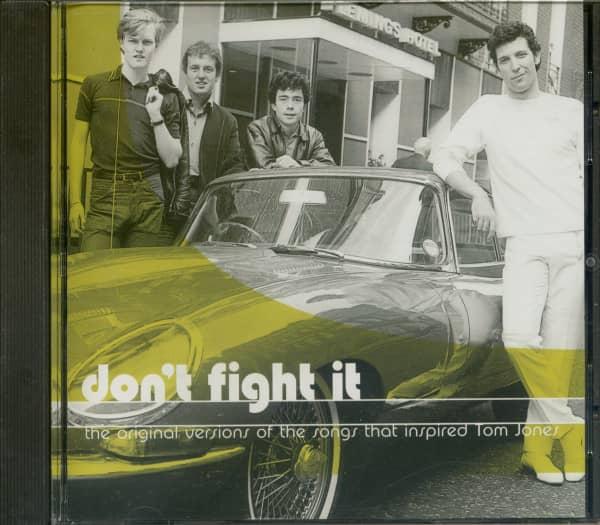 Don't Fight It-Songs That Inspired Tom Jones (CD)