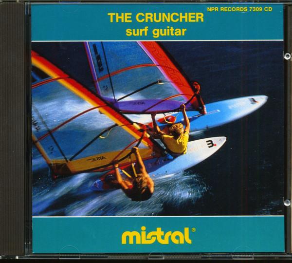 Surf Guitar (CD)