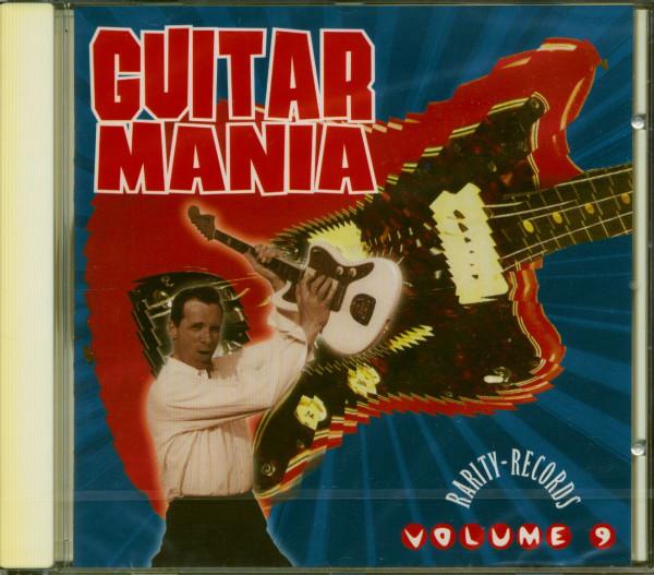 Guitar Mania Vol.9 (CD)