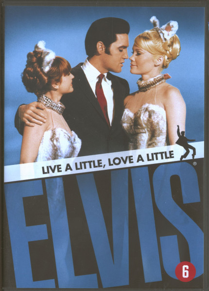 Live A Little, Love A Little - USA 1968 (DVD)
