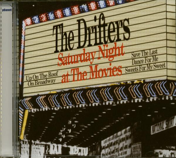 Saturday Night At The Movies (CD)