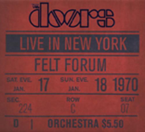 Live In New York 1970 (6-CD Box)