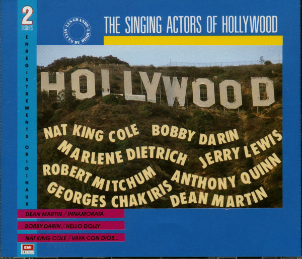 The Singing Actors Of Hollywood (2-CD)