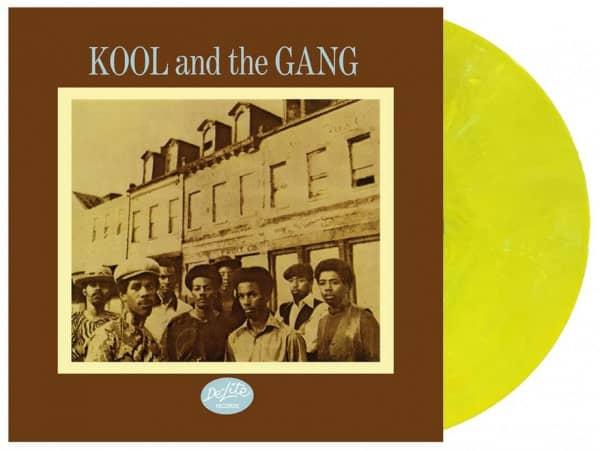 Kool And The Gang (LP, Colored Vinyl, Ltd.)