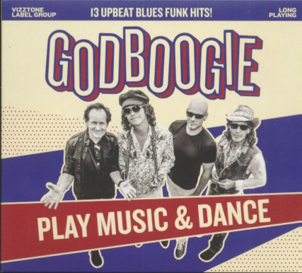 Play Music & Dance (CD)
