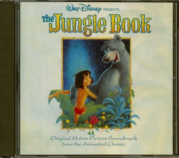 The Jungle Book - Soundtrack (CD)