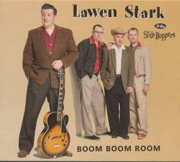 Boom Boom Room (CD)