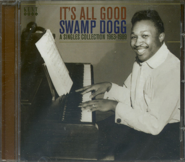It's All Good - Singles Collection 1963-89 (CD)