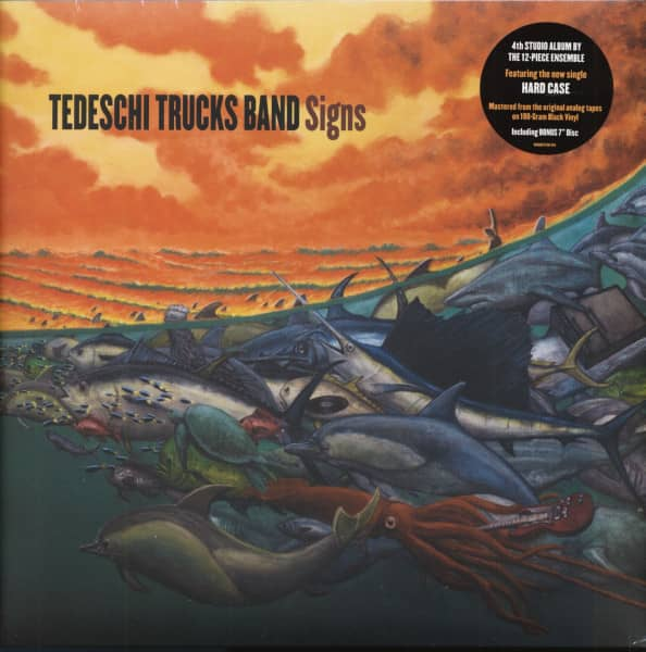 Signs (LP, 180g Vinyl & 7inch Vinyl Single)