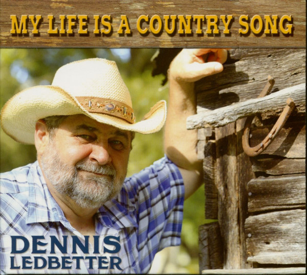 My Life Is A Country Song (CD)