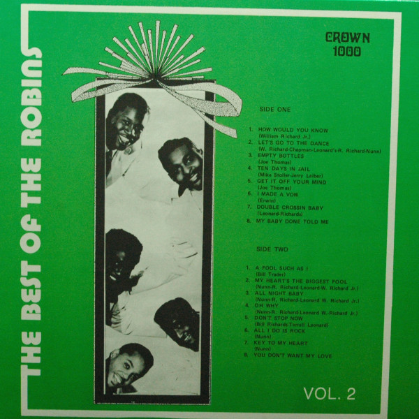The Best Of The Robins Vol.2