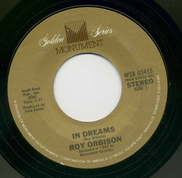 In Dreams - The Crowd (7inch, 45rpm, BC)