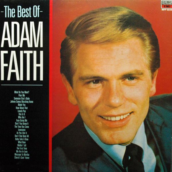 Best Of Adam Faith (Vinyl-LP)