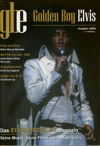 Golden Boy Elvis - Fachmagazin 1-2008