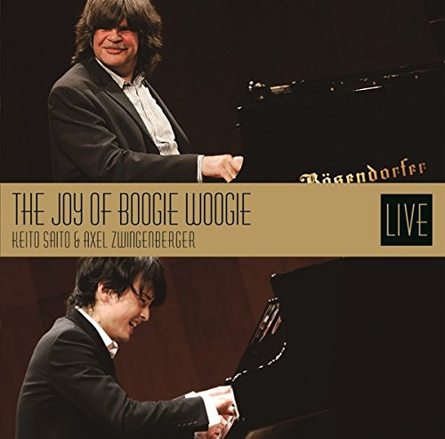 The Joy Of Boogie Woogie