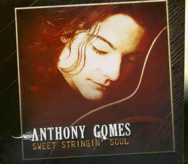 Sweet Stringin' Soul (CD)