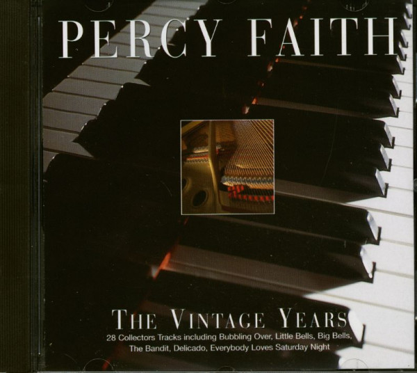 The Vintage Years (CD)