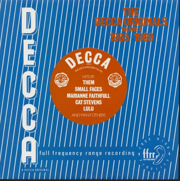 The Decca Originals - 1965-1969, Vol.2 (LP)