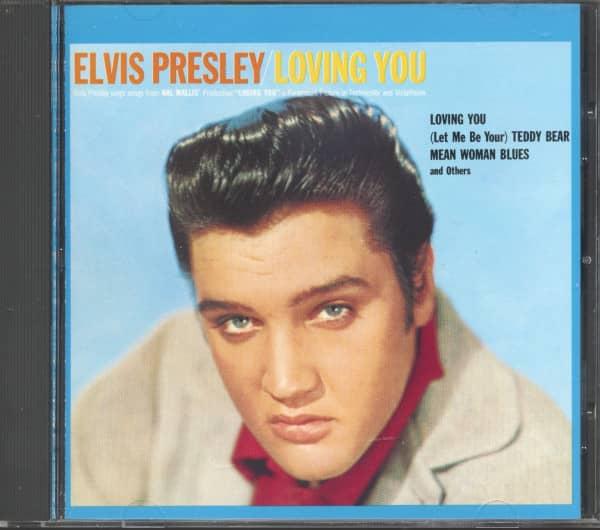 Loving You (CD US Version)