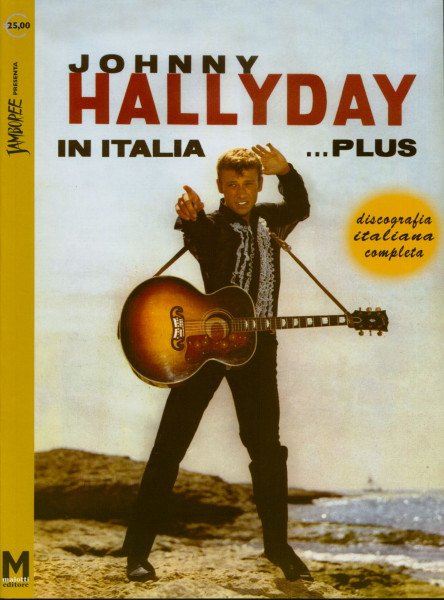 Johnny Hallyday In Italia...plus