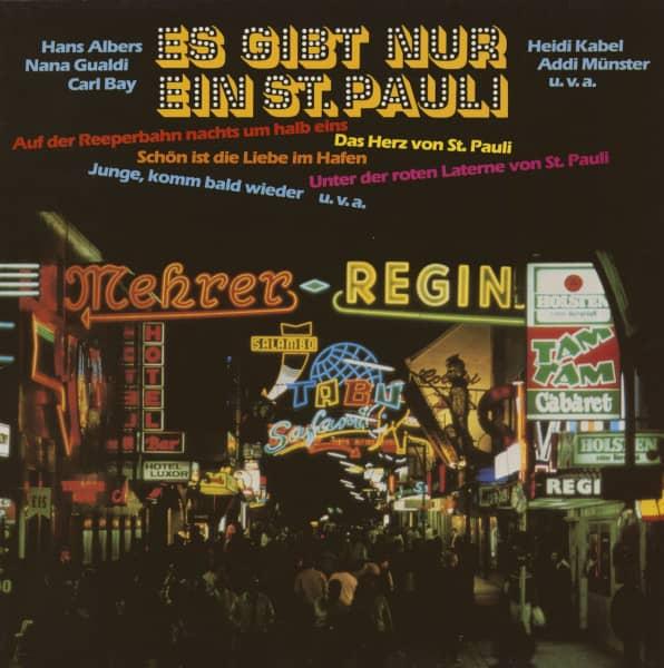Es Gibt Nur Ein St. Pauli (LP)