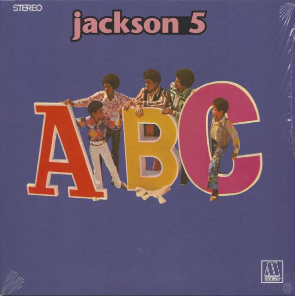 ABC (LP, 180g Vinyl)