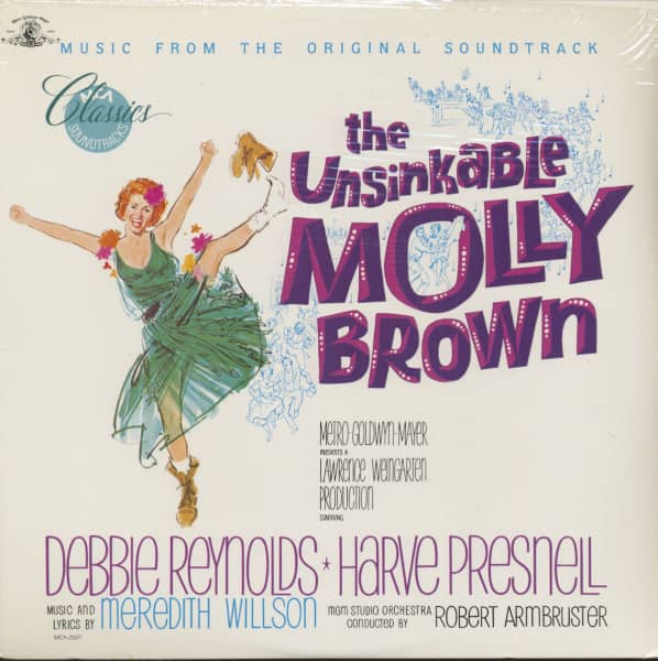 The Unsinkable Molly Brown - Soundtrack (LP)