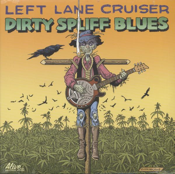 Dirty Spliff Blues (LP)