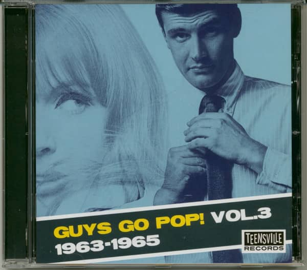 Guys Go Pop! Vol.3 1963-1965 (CD)