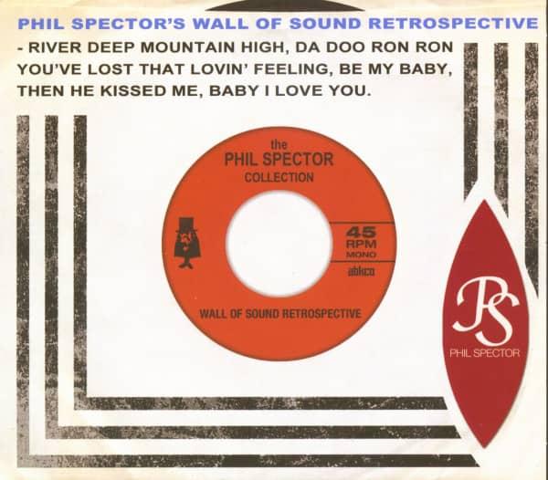 Wall Of Sound Retrospective (CD)