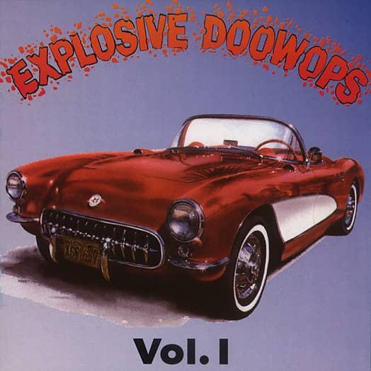 Vol.01, Explosive Doo Wop