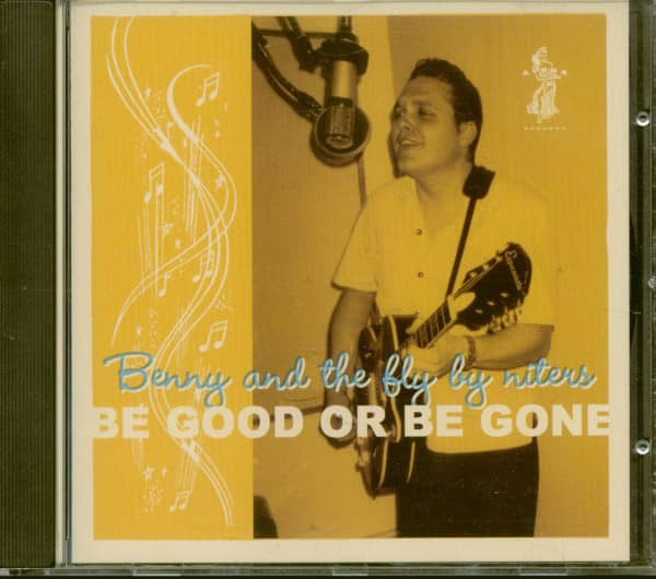 Benny & The Fly By Niters (CD)