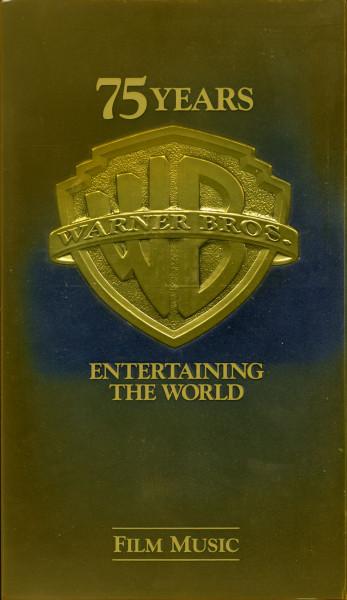 Warner Bros 75 Years Of Film Music (4-CD Longbox)