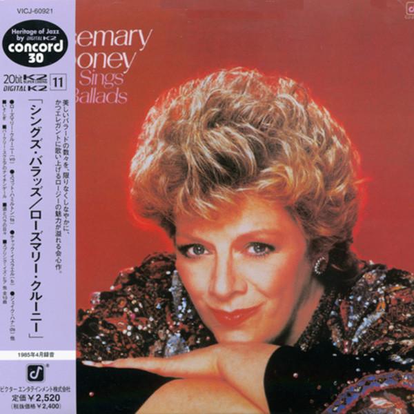 Sings Ballads - Lim.Papersleeve 20Bit Japan