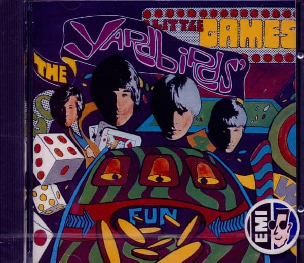 Little Games (CD)
