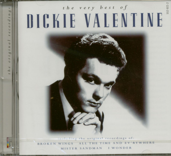 The Very Best Of Dickie Valentine (CD)
