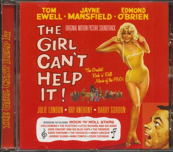 The Girl Can't Help It - Original Motion Picture Soundtrack (CD)