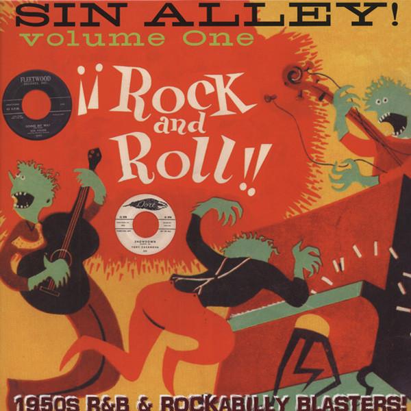 Sin Alley Vol.1 (2011 re-release)