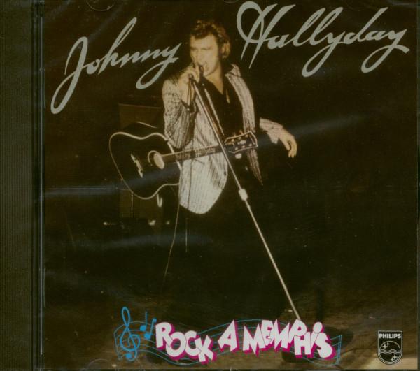 Rock A Memphis (CD)