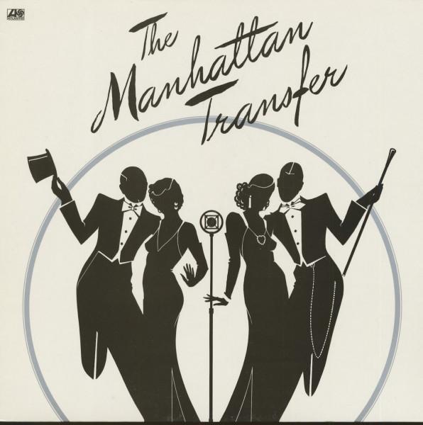 The Manhattan Transfer (LP)