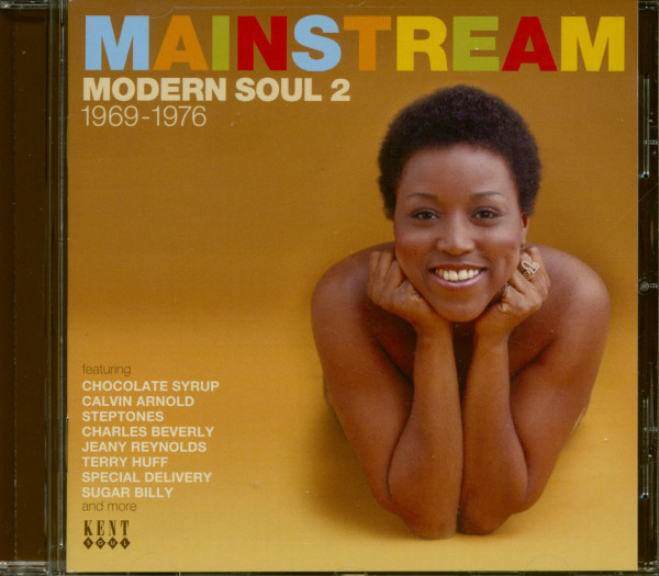 Mainstream Modern Soul 1969-1976 Vol.2 (CD)