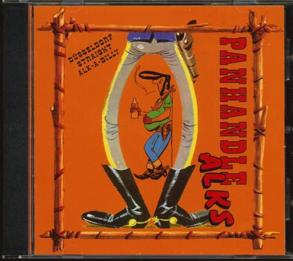 Düsseldorf Straight Alk-A-Billy (CD)