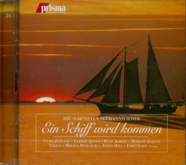 Ein Schiff wird kommen - Seemannslieder(2-CD)