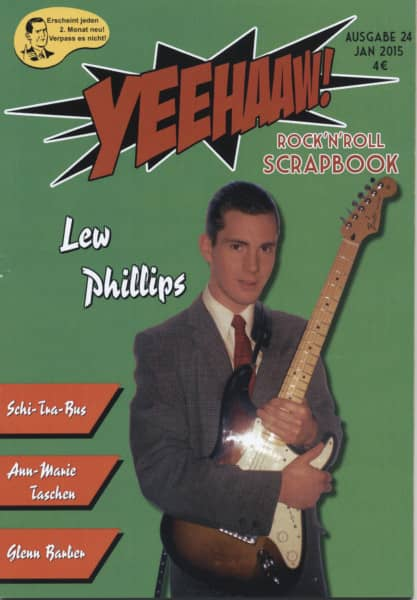 Rock & Roll Magazine # 24 (Januar 2015)