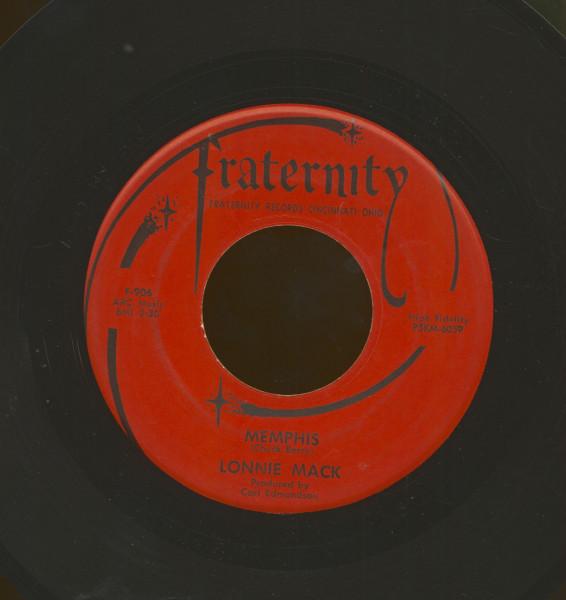Memphis b-w Down In The Dumps (7inch, 45rpm)